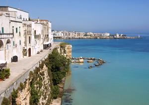 Harbor, Otranto, Puglia, Italy